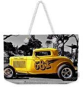 Lil' Deuce Coupe Weekender Tote Bag