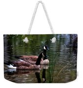 Lila Goose And The King Weekender Tote Bag