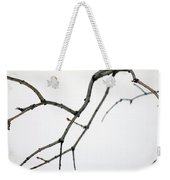 Lilac Branches Weekender Tote Bag