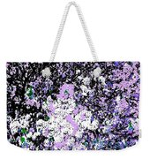 Lilac Crepe Myrtle Bloom  Weekender Tote Bag