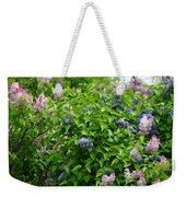 Lilac Heaven Weekender Tote Bag