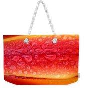 Lilium Anaconda Rain Weekender Tote Bag