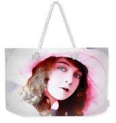 Lillian Gish Weekender Tote Bag