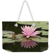Lilly And Reflective Beauty Weekender Tote Bag