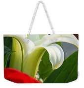 Lilly And Rose Weekender Tote Bag