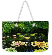 Lilly Garden Weekender Tote Bag