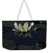 Lilly Of The Morning Weekender Tote Bag