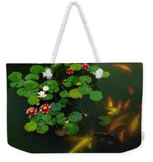 Lily 0147 - Colored Photo 1 Weekender Tote Bag