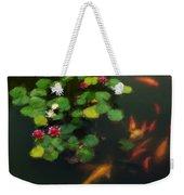 Lily 0147 - Neo Weekender Tote Bag