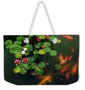 Lily 0147 - Watercolor 1 Sl Weekender Tote Bag