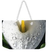 Lily After The Rain Weekender Tote Bag