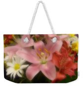 Lily And Friends Weekender Tote Bag