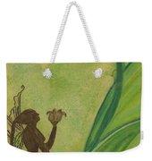 Lily Fairy Weekender Tote Bag