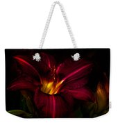Lily Number Nine Weekender Tote Bag by Bob Orsillo