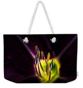 Lily Of The Forest Weekender Tote Bag
