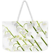 Lily-of-the-valley Flowers Weekender Tote Bag