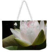 Lily On Her Wedding Day Weekender Tote Bag