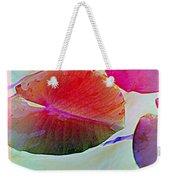 Lily Pad 1 Weekender Tote Bag