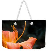 Lily Showing Pistil And Anthers Weekender Tote Bag