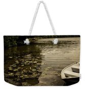Lilypads In The Lake Weekender Tote Bag