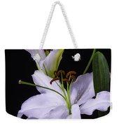 Lily's In Bloom Weekender Tote Bag