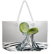 Lime Freshsplash Weekender Tote Bag