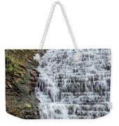 Limestone Falls 2 Weekender Tote Bag