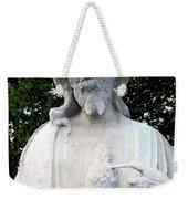 Limestone Jesus Weekender Tote Bag