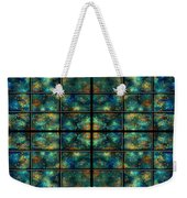 Limitless Night Sky Weekender Tote Bag