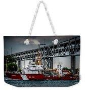 Limnos Coast Guard Canada Weekender Tote Bag