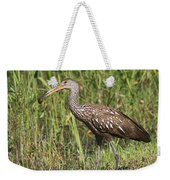 Limpkin With Apple Snail Weekender Tote Bag