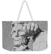 Lincoln - 3463charcoal 2 Hp Weekender Tote Bag