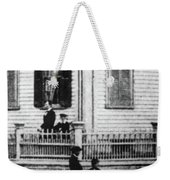 Lincoln And Sons, 1860 Weekender Tote Bag
