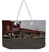 Lincoln Diner Weekender Tote Bag