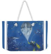 Lincoln Diving Center Weekender Tote Bag
