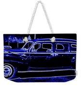 Lincoln In Neon Weekender Tote Bag