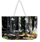 Lincoln Logs Weekender Tote Bag