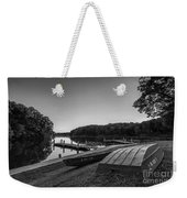 Lincoln Trail State Park Bw Weekender Tote Bag