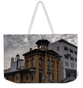 Lincoln Train Station Weekender Tote Bag