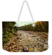 Lincoln Woods Sunstar Weekender Tote Bag