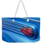 Lincoln Zephyr Weekender Tote Bag