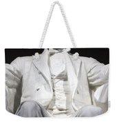Lincoln1 Weekender Tote Bag