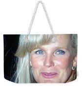 Linda Evans 1991 Weekender Tote Bag