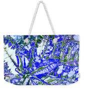 Line Texture Colour Weekender Tote Bag