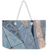 Lines - Shapes - Colors Weekender Tote Bag
