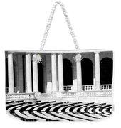 Lines And Curves Weekender Tote Bag