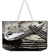 Lines And Shadows Weekender Tote Bag