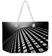 Lines Of Learning Weekender Tote Bag by Dave Bowman