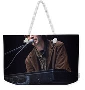 Linford Detweiler Of Over The Rhine Weekender Tote Bag