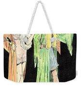 Lingerie Ladies Weekender Tote Bag